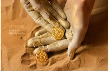 Ottone ✡ Designer Brass Jewelry