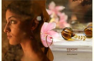 कुसुमांप्रभा ✤ Glass Jewelry