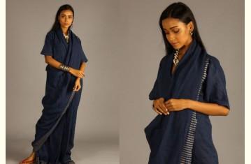 Ameya ⚉ Cotton & Linen ⚉ Saree & Dress