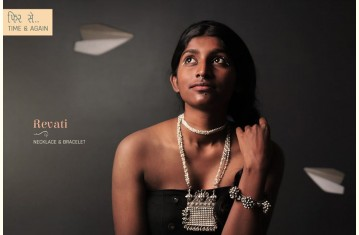 रेवती ✽ Jewelry ✽ Necklace & Bracelet
