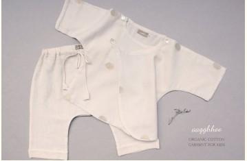 Aagghhoo ★ Organic Cotton ★ Jamdani