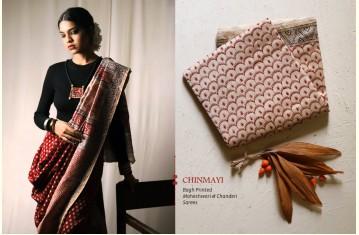 Chinmayi * Bagh Printed * Maheshwari & Chanderi Sarees