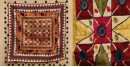 चाकलो ✾ Chaaklo ✾ Embroidery wall hanging ~ 2