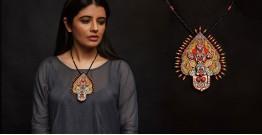 Razia Kunj ♥ Handcrafted Jewelry ♥ Theyyam . G
