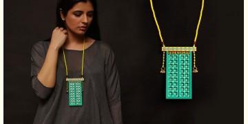 Razia Kunj ♥ Handcrafted Jewelry ♥ Jharoka Necklace . B