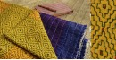 Dhadki ⚏ Kutchi Quilt ⚏ Bedspread . D