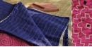 Dhadki ⚏ Kutchi Quilt ⚏ Bedspread . I