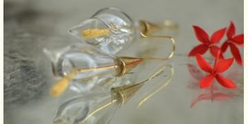 Bihag . Glass Jewellery ☼  Calla Lily ( Earring ) ~ 29