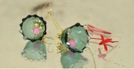Bihag . Glass Jewellery ☼  Lotus Bud Earring ~ 8