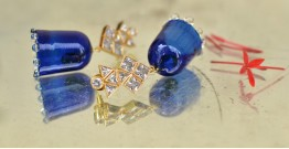 Bihag . Glass Jewellery ☼  Water Lotus Earring ~ 9