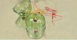 Bihag . Glass Jewellery ☼  Chandrama Earring ~ 13