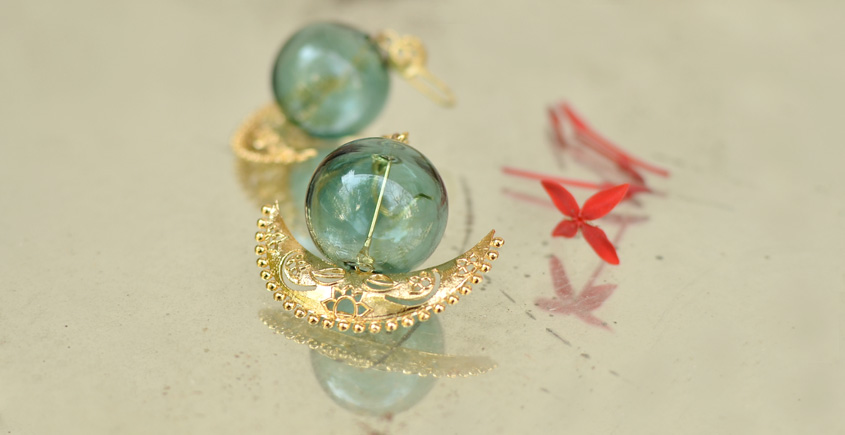 Bihag . Glass Jewellery ☼ Chand Bala ~ 18