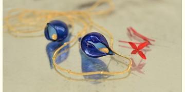 Bihag . Glass Jewellery ☼ Calla Lily Neck Chain ~ 19