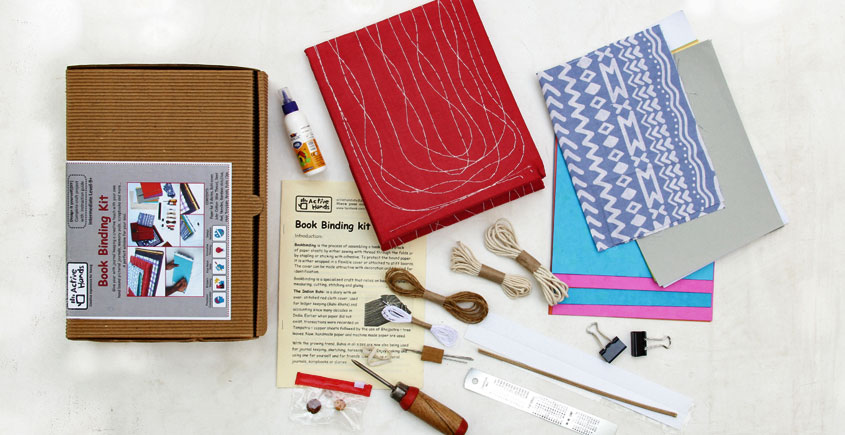 Active Hands ~ Book Binding Kit