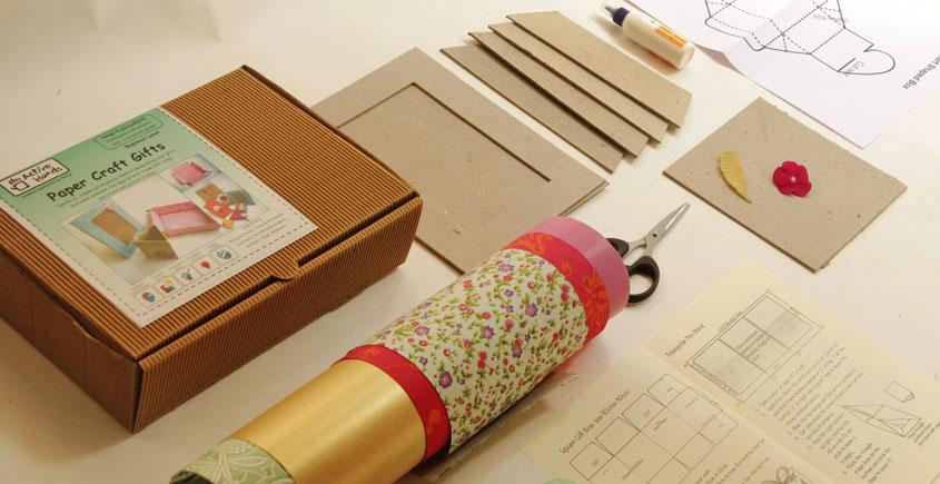 Active Hands ~  Paper Crafts