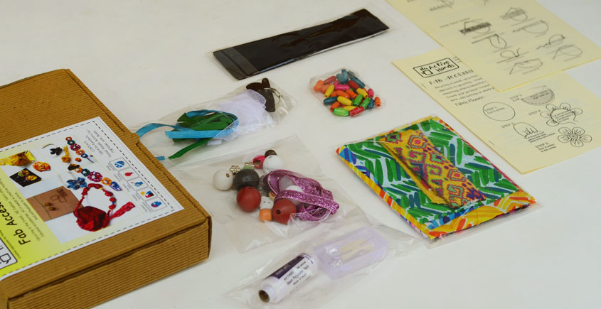Active Hands ~  Fab Accessories