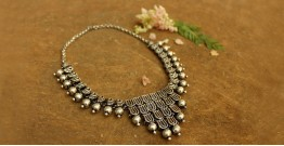 Khwab ✽ Antique German Silver ✽ Necklace { 3 }