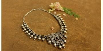 Khwab ✽ Antique German Silver ✽ Necklace { 3 }