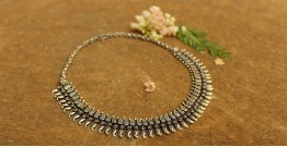 Khwab ✽ Antique German Silver ✽ Necklace { 7 }