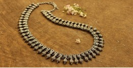 Khwab ✽ Antique German Silver ✽ Necklace { 9 }