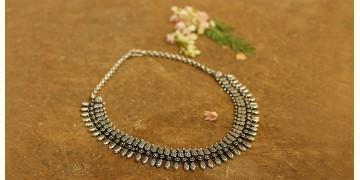 Khwab ✽ Antique German Silver ✽ Necklace { 14 }