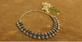 Khwab ✽ Antique German Silver ✽ Necklace { 16 }