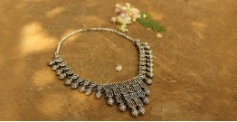 Khwab ✽ Antique German Silver ✽ Necklace { 26 }