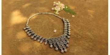 Khwab ✽ Antique German Silver ✽ Necklace { 26 }