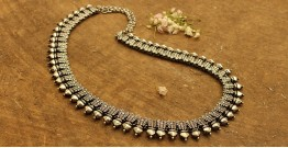 Khwab ✽ Antique German Silver ✽ Necklace { 28 }