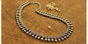 Khwab ✽ Antique German Silver ✽ Necklace { 28 }
