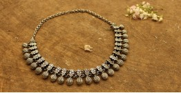 Khwab ✽ Antique German Silver ✽ Necklace { 30 }