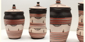 From Earth's lap ❋ Terracotta Jug ( Set of 2 ) ❋ 15