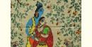 Urmika ❁ Cotton Silk . Madhubani Dupatta ❁ 4