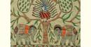 Urmika ❁ Cotton Silk . Madhubani Dupatta ❁ 9