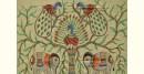 Urmika ❁ Cotton Silk . Madhubani Dupatta ❁ 10