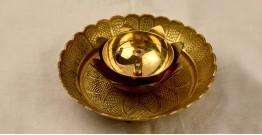 अर्चना ❋ Brass . Carving Diya ❋ 3