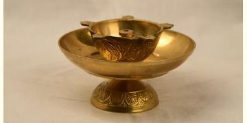 अर्चना ❋ Brass . Brass carving Diya ❋ 6