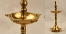अर्चना ❋ Brass . South standing Diya ❋ 7