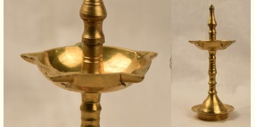अर्चना ❋ Brass . South standing Diya ❋ 7