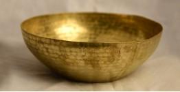 अर्चना ❋ Brass . Akhand Diya brass hammered ❋ 11