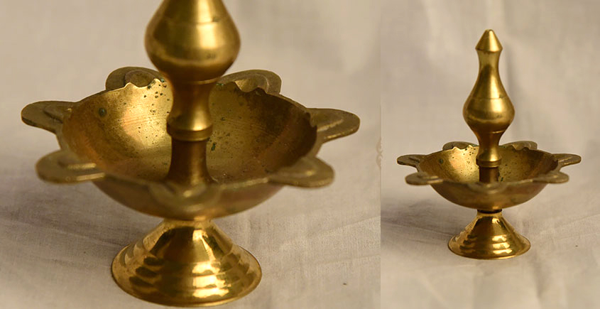 अर्चना ❋ Brass . Diya ❋ 14