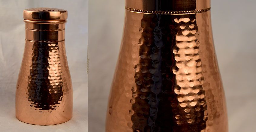 अर्चना ❋ Copper water pot ❋ 43 { 900ml }