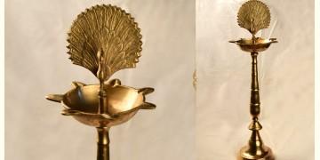 अर्चना ❋  Brass . South style diya ❋ 47