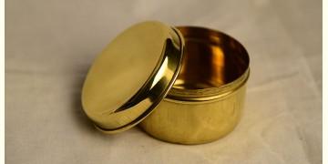मनोहार ✥ Brass . All purpose brass Dibbi round ✥ 11
