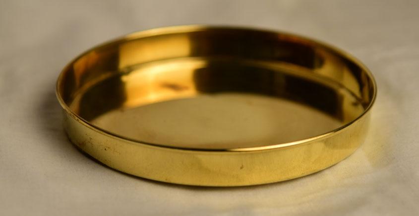 मनोहार ✥ Brass . Puja Thali ✥ 15