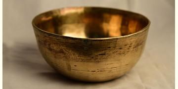 अर्चना ❋ Brass . Handmade Kansa multipurpose serving bowl (bell metal) ❋ 50
