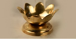 अर्चना ❋ Flower bowl solid brass ❋ 52