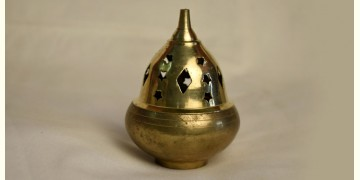 अर्चना ❋ Brass . Carving Diya ❋ 55