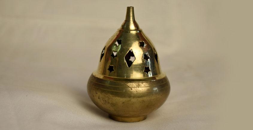 अर्चना ❋ Brass . Carving Diya ❋ 55