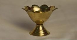 अर्चना ❋ Brass . Carving Diya ❋ 56